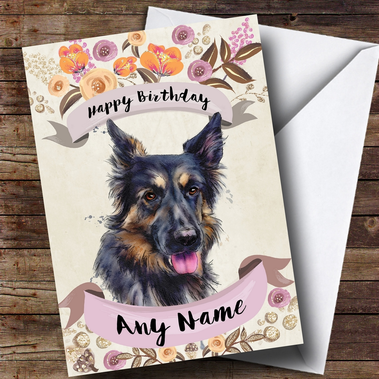 Animal Personalized Birthday Greeting Card Lots Of Designs To