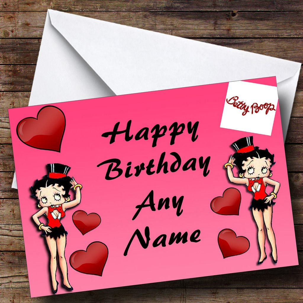 Customized Personalized Birthday Greeting Card Choice Of Designs Ebay